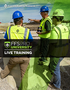 FFS PRO® University - Live Training Brochure